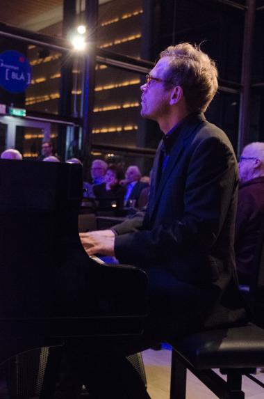 Daniel Tilling Foto © Haga Musik och Media, 2014