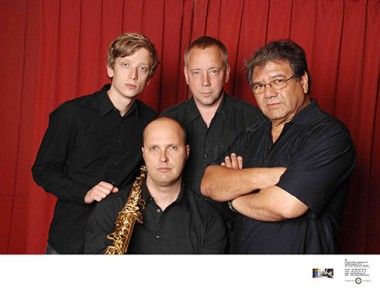 Jonas-Knutsson-Quartet