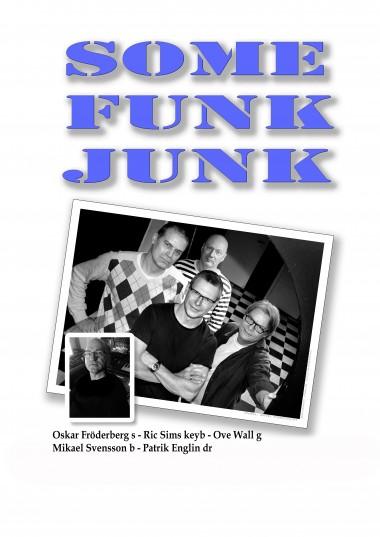 SomeFunkJunk-affisch